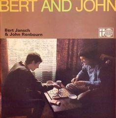 Bert Jansch & John Renbourn - Bert And John - Transatlantic Records - 1966 Folk Music, Art Music, Music Covers, Album Covers, Lp Vinyl, Vinyl Records, John Renbourn, Blues, Vinyl Record Collection