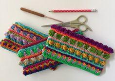 Sew Free Crochet Zipper Purse Pencil Case Change Purse Crochet Hook Case Sewing…