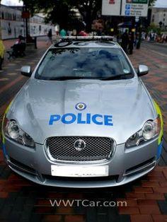 Cars & Life | Cars Fashion Lifestyle Blog: Car of the Day # 23 Jaguar XF Police Car