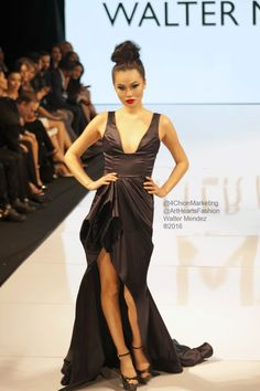 #WltrCollection #ArtHeartFashion #FW16 #fashion #runway #LAFW #LAFashion #Gown #dress