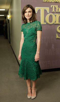 Keira Knightley, she looks wonderful here! Love everything!