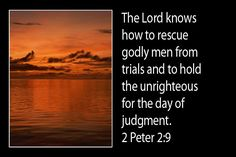 2 Peter 2:9 Whatsoever Things Are True, Philippians 4 8, 2 Peter, Think On, Scripture Verses, Love Letters, Cool Words, Prayers, Lord