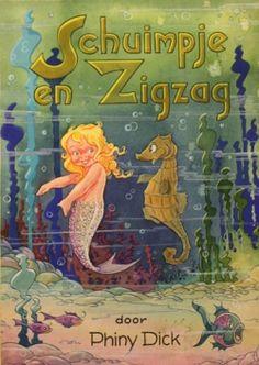 mermaid by Phiny Dick