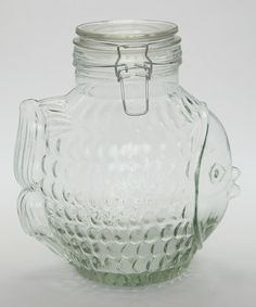 Take a look at this Pesce Cookie Jar by Global Amici on #zulily today! $11 !!