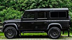 Land Rover Defender Chelsea Wide Track | Kahn Design New Vehicle Boutique | Kahn Design Mobile