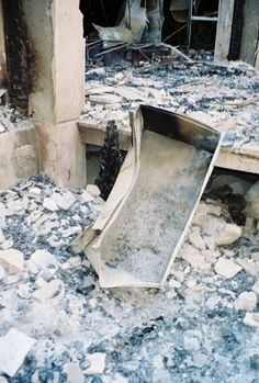 Maktabat al-Awqaf - and other destroyed libraries in Iraq in 2003