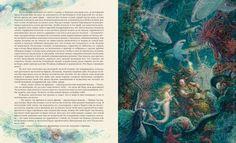 Anton Lomaev /Little Mermaid