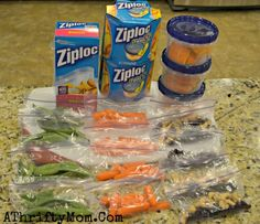 Ziploc Fresh, Feats of Fresh ideas to help your family make healthy snack options  MAKE SNACK TIME EASY #TweetYourEats