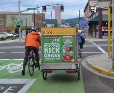 Cargo E-Bikes Take Killer Trucks Off City Streets