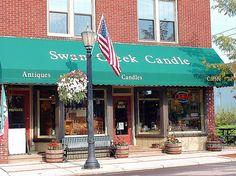 Swan Creek Candles...Vermilion, Ohio