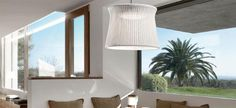 Syra lamp, designed by Alex Fernández Camps and Gonzalo Milà for Bover