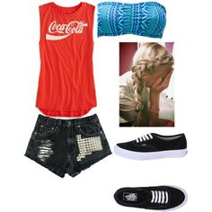 """""""Teen Outfit #120"""" by kaelarabbit on Polyvore"""