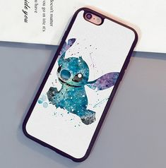 Cartoon Stitch And Lilo Printed Mobile Phone Cases OEM For iPhone 6 6S Plus 7 7 Plus 5 5S 5C SE 4S Soft Rubber Back Cover Shell