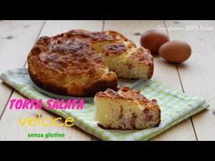 Torta salata veloce senza glutine