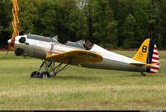 Ryan PT-22 Recruit (ST3KR),  La Ferte-Alais (LFFQ) France, May 19, 2013