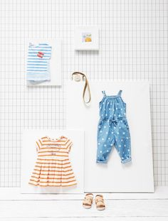 ZARA baby lookbook    styling April and May   photography James Stokes