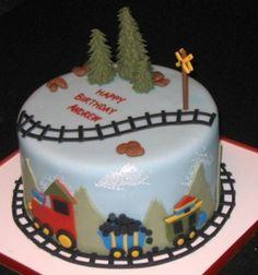 Fondant covered cake with fondant/gumpaste decorations