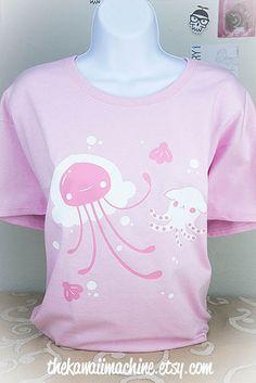 76eeafd75fc Pastellyfish Jellyfish and Dumbo Octopus by thekawaiimachine Dumbo Octopus