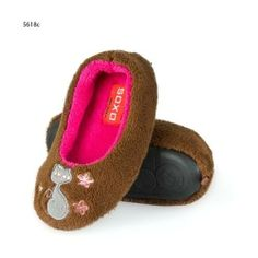 0ca23c4ac8 Brown slippers with cat – TPR sole