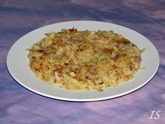 rösti - traditional swiss food (recipe in german)