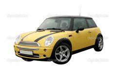 2005 yellow mini cooper - My first MINI