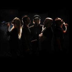 New super group Motor Sister is comprised ofJim Wilson, Scott Ian, Pearl Aday, Joey Vera and John Tempesta and have their first album entitled Ride from M