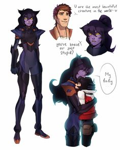 Ugh..... I still wanted Thace to be Keith's dad. But this is a nice picture