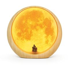 Why choose the Moon Ambient Light by Mamre? - Looking for a great personalized gift for your wife husband girlfriend boyfriend lover or soulmate? Moon Ambient Light will definitely suprise him/her...