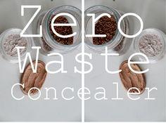Zero Waste Concealer Recipe // Tutorials