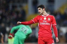 Gonçalo Guedes, SL Benfica