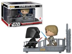 Coming Soon: Walgreens Exclusive Star Wars! | Funko Pop! 2-Pack Star Wars: Classic Darth Vader & Luke An iconic Star Wars movie moment is now recreated as a 2-pack Pop!