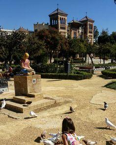 Plaza de América de Sevilla
