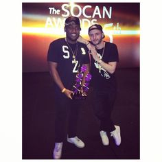 Drake Honored With SOCAN 'Global Inspiration Award'