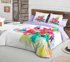 Las mejores marcas de moda están en Privalia Quilt Bedding, Bedding Sets, Luxury Bed Sheets, Irish Decor, Bohemian Bedding, Interior Decorating, Interior Design, Creative Colour, Luxurious Bedrooms