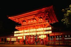 Ro-Mon Gate, Shimogamo Jinja Shrine, Kyoto / 下鴨神社・楼門(京都)