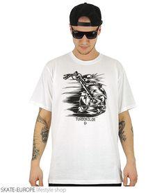 T-shirt Turbokolor - RACE