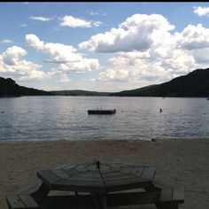 Candlewood Lake - where my mom spent her childhood summers, and where my great grandma's ashes are sprinkled.