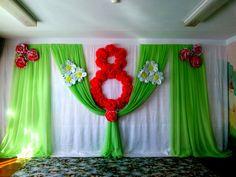 8 марта в детском саду - Работы новичков - Сообщество декораторов текстилем и флористов