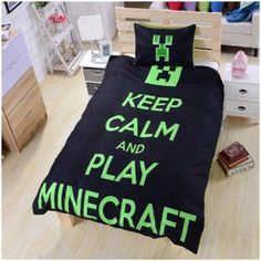 Minecraft Double Doona Cover Set. Check it out!