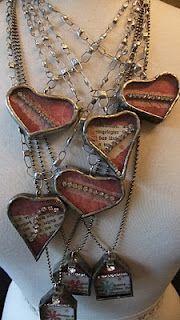 Heart  chains