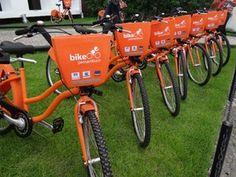 Projeto Bike PE vai disponibilizar 700 bicicletas para o Grande Recife Ao todo, 70 estações devem ser instaladas até outubro deste ano. Serão 60 no Recife, cinco em Olinda e cinco em Jaboatão dos Guararapes. Recife, Olinda e Jaboatão dos Guararapes vão contar com o primeiro sistema intermunicipal de compartilhamento de bicicletas do Brasil a partir deste ano. Até outubro, 70 estações deverão ser impla 23/05/2013 12h26 - Atualizado em 23/05/2013 12h26 (Leia [+] clicando na imagem)