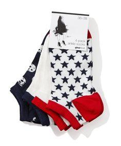 lyhyt vartiset sukkaset kokoa 40,ei tartte näillä kuvioilla olla :)
