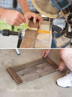 DIY Pallet Tray For Serving Food Outdoors   Shelterness