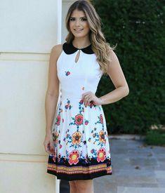 Vestido seda Mary Simple Dresses, Cute Dresses, Beautiful Dresses, Casual Dresses, Summer Dresses, Boho Fashion, Autumn Fashion, Vintage Fashion, Womens Fashion
