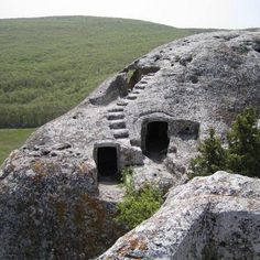 Mangup-Kale: Spectacular Ancient Cave City Hidden In The Crimean Mountains And Home To The Mysterious Kingdom Of Feodoro