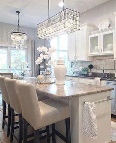 35 Elegant Kitchen Lighting Design Ideas