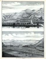 Historic Map: Mizzen Top, Rancho Residence of Capt. C. C. Scott, Niles, Atlas: Alameda County 1878, California - Historic Map Works, Residential Genealogy ™