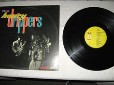 Honeydrippers, The - Volume One CANADA 1984 EP near mint Robert Plant