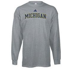 Adidas University of Michigan Oxford