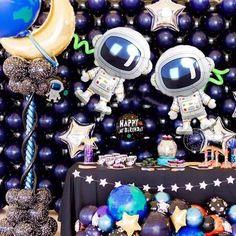 Outer Space Party Astronaut balloons Rocket Foil Balloons Galaxy Theme Party Boy Kids Birthday Party Decor Favors helium - Matias Birthday ❤️ - Outer Space Party Astronaut balloons Rocket Foil Balloons Galaxy Theme Party Boy Kids Birthday Part - Balloon Decorations Party, Birthday Party Decorations, Star Decorations, Support Smartphone, Kids Boy, Astronaut Party, Outer Space Party, Galaxy Theme, Pot A Crayon